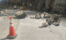Rockfall Mitigation Services