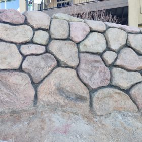 Sculpted Shotcrete